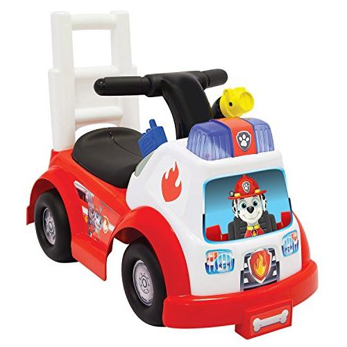 Paw Patrol Marshall Fire Engine Ride On Ride On