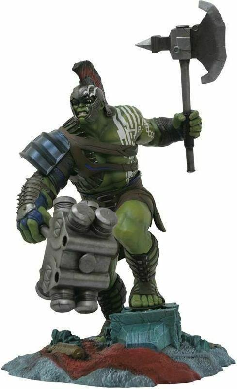 DIAMOND SELECT TOYS Marvel Gallery: Thor Ragnarok Hulk PVC V
