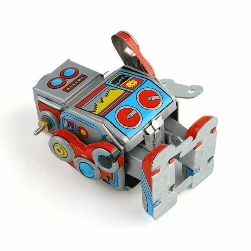 Mini Vintage Retro Wind Up Toy for Multi-color