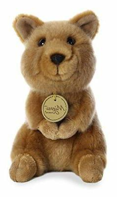 Aurora Miyoni Colection Quokka Plush Toy, Brown