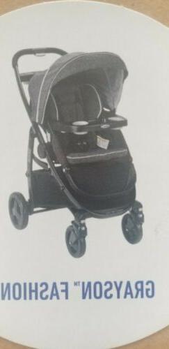 modes click connect gotham standard stroller