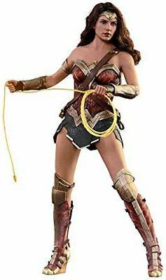 Movie Masterpiece Justice League 1/6 scale Action Figure Won