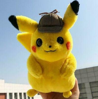 "Movie Pokémon Lovely Plush Stuffed Doll Toy Gift 11"""