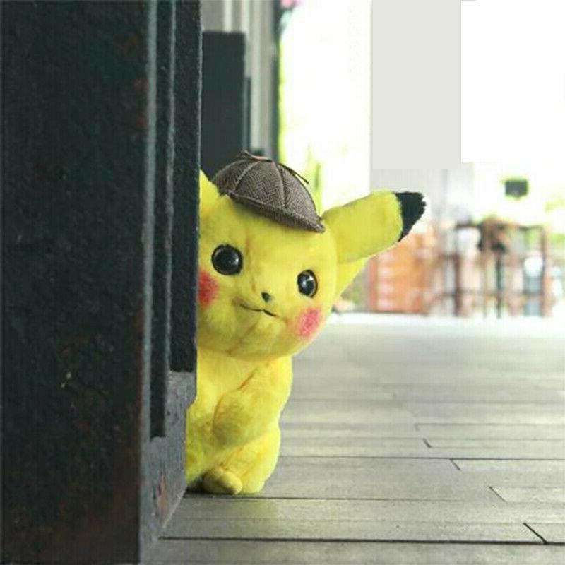 """Movie Pokémon Lovely Plush Stuffed Toy 11"""""""