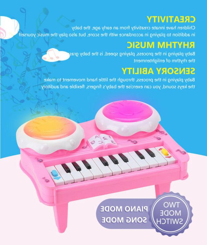 Multifunction Musical Piano Early Educational Toy Kids Gift