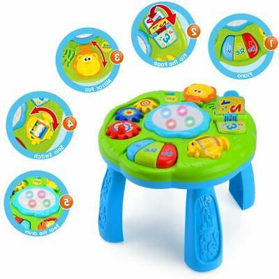 Musical Learning Table Electronic Education Toys