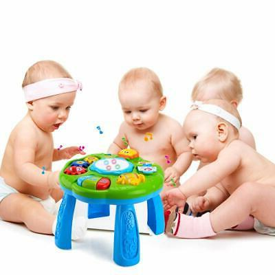 Musical Table Baby Toy Electronic Education