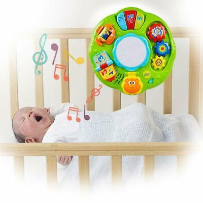 Musical Activity Centers Learning Table Toy Electronic Education