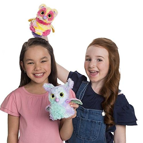 Hatchimals Interactive Mystery Characters Cloud