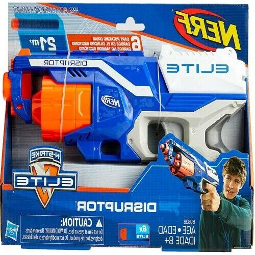 Nerf N-Strike Elite Blaster Kids Toy Gun Strongarm