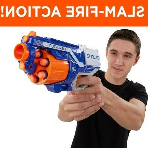 Nerf Blaster Kids Toy Dart Gun Shoot Strongarm Gift