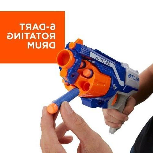 Nerf Elite Blaster Gun
