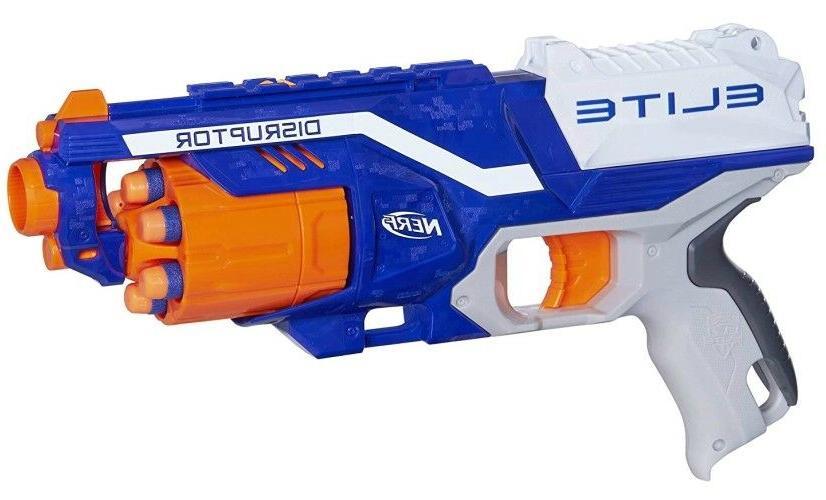 Nerf Blaster Kids Toy Dart Gun Strongarm Gift