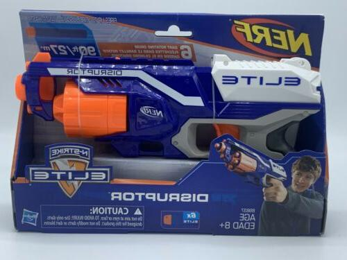 n strike elite disruptor blaster kids toy