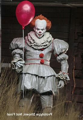"""2017 NECA Ultimate Pennywise 7"""" Movie"""