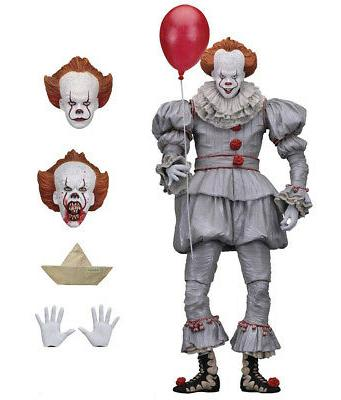 """2017 Scale IT Ultimate Pennywise Clown 7"""""""