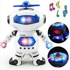 New Arrival Electronics Space Dancer Humanoid Robot Toy With