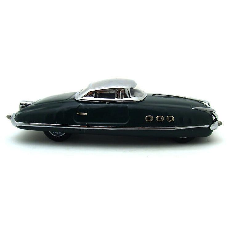 New Imperial Sedan Car Wind-up Tin Toy Adult Collection