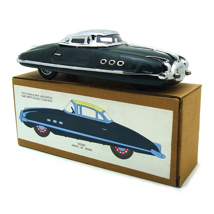 New Car Tin Adult Collection Decoration