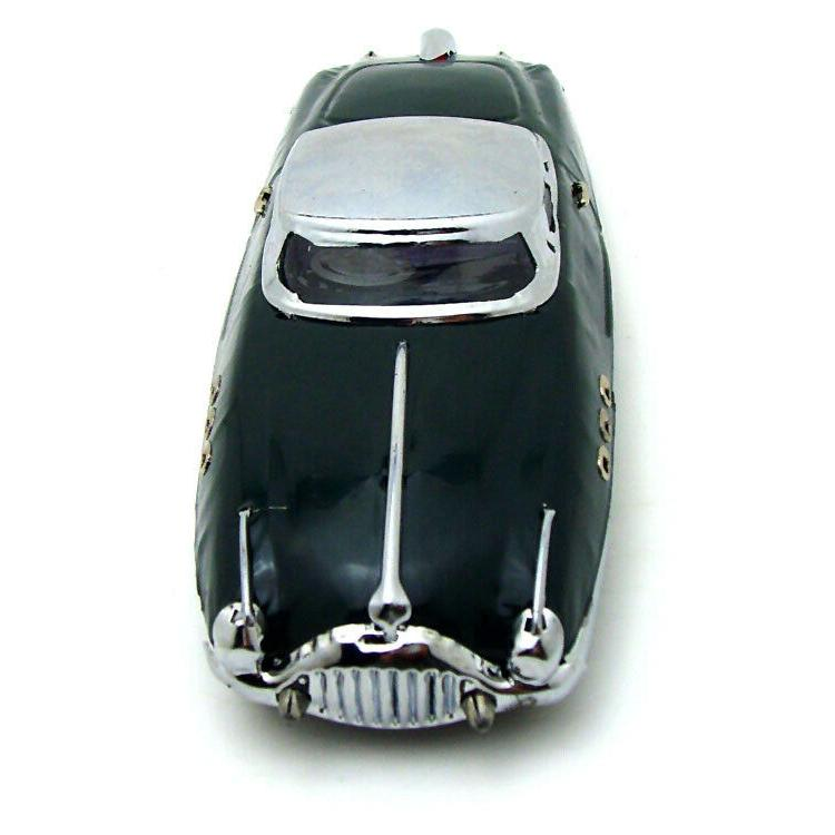 New Imperial Sedan Car Wind-up Tin Toy Adult
