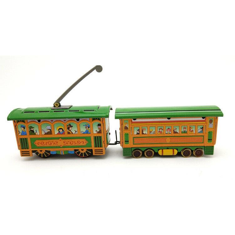 New Hand-Made Tram Collection