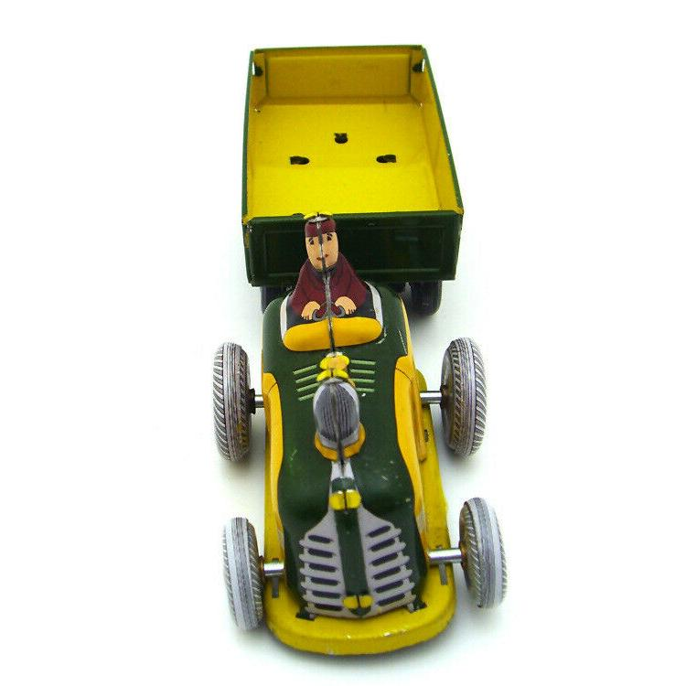 New Hand-Made Tractor Vehicle Collection Decoration