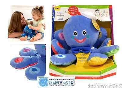 NEW! Baby Einstein Octoplush Toys Developmental Infant Learn