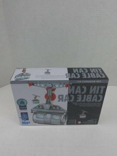 New Sealed Can Cable Mechanics Kit Recycle Toy