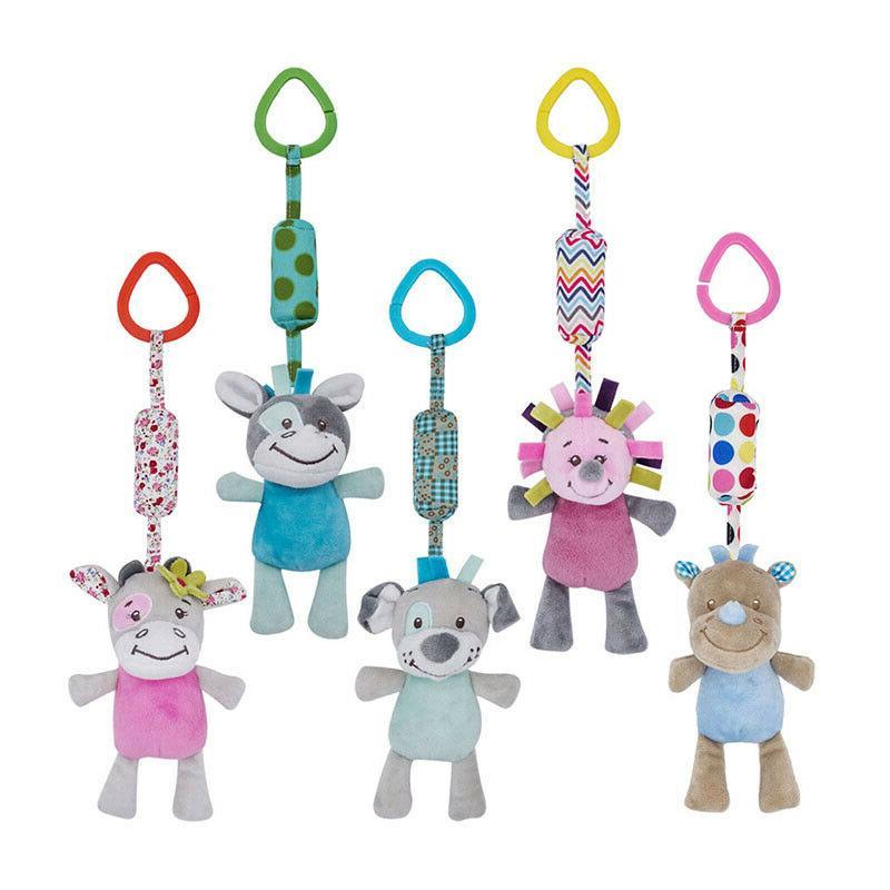 Newborn Rattle Toy Kids Bell