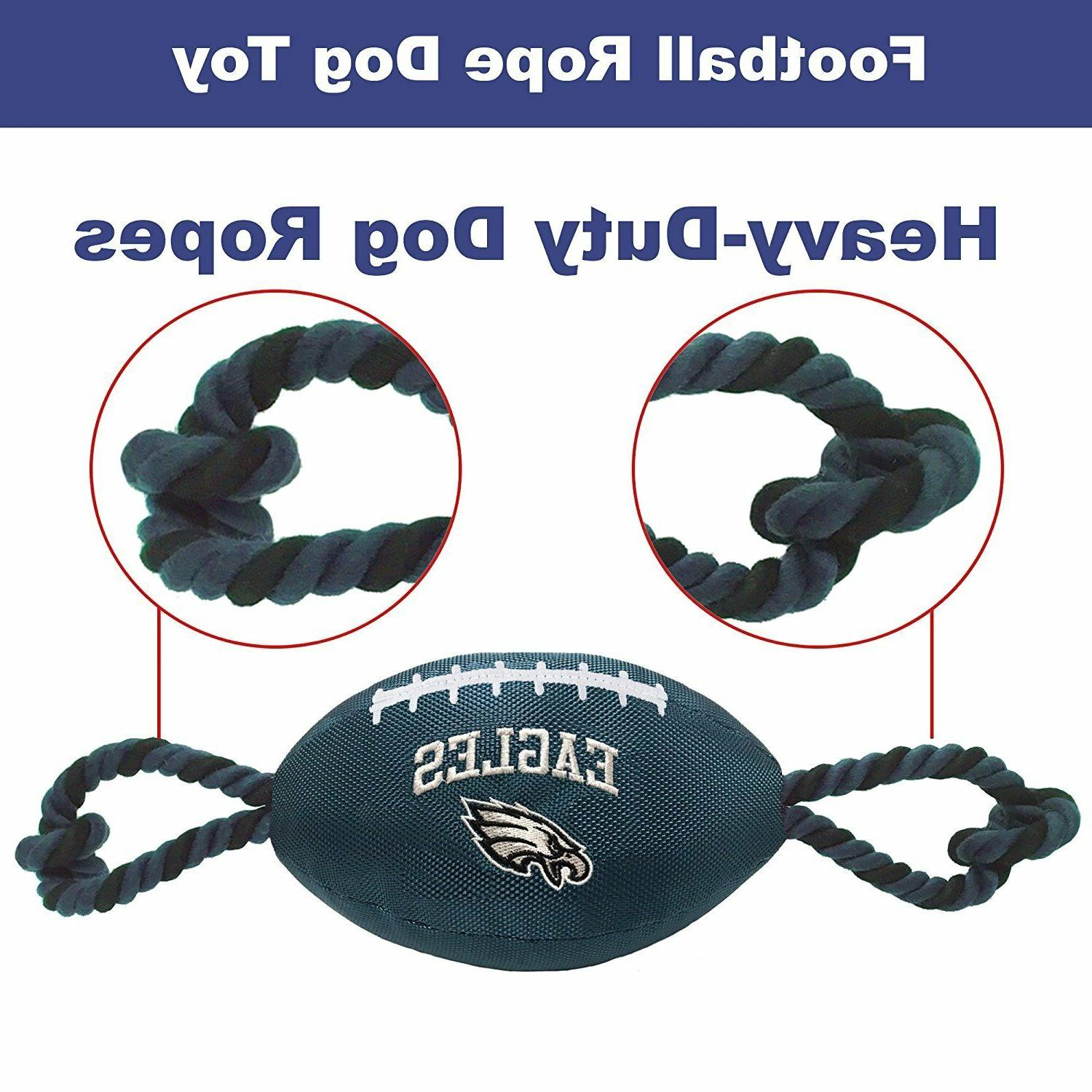 NFL Toy Licensed, Heavy-duty Tough Squeaker