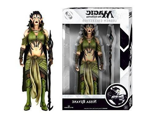 Nissa Revane Legacy Collection Action Figure Magic the Gathering