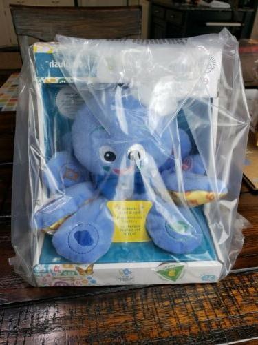 Baby Einstein OctoPlush Musical Baby Toy Developmental Soft NEW