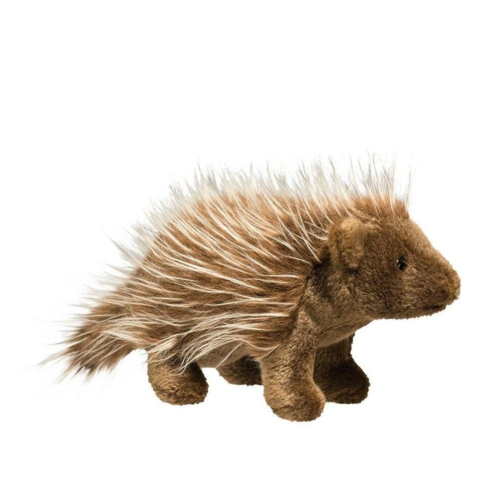 percy porcupine plush stuffed animal
