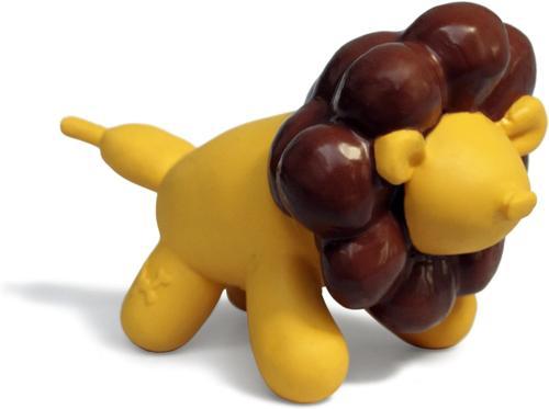 Charming Pet Latex Dog Toy Balloon, Lion, Large