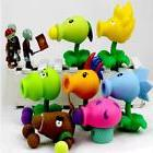 Plants VS Zombies Game PVC Action Figure Toy Peashooter Mode
