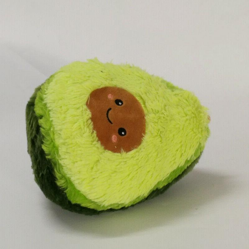 "Plush Avocado Stuffed 8"""