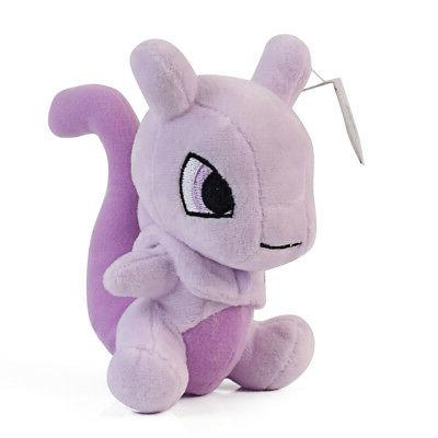 Pokemon Mewtwo Plush Doll Figure Stuffed Animal Soft Toy 6 i