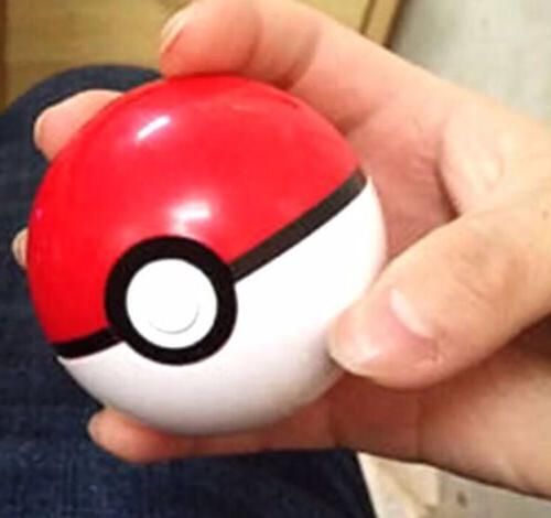 pokemon pokeball plastic pop up toy 7