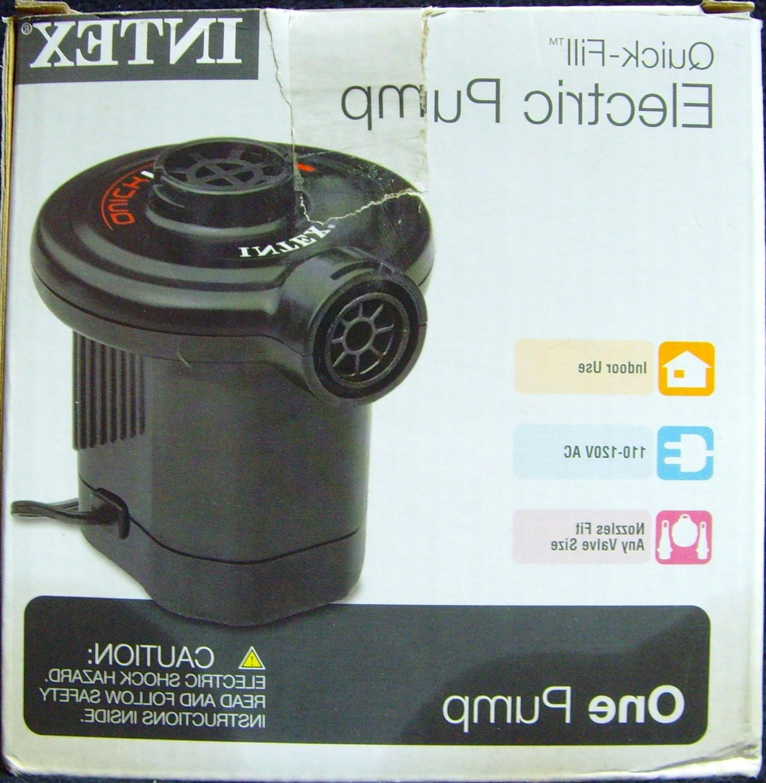 INTEX 120V AC w/ 66619E
