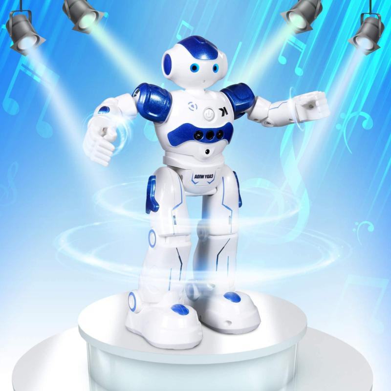 Toch Rc Programmable Smart Infrared Sensing Robot For Kids G