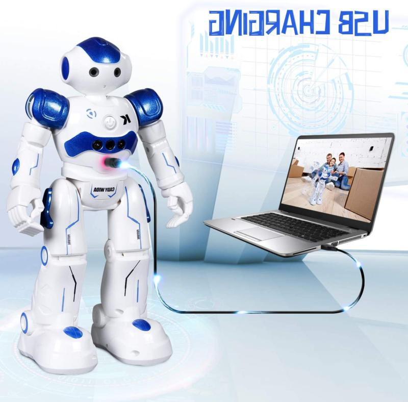 Toch Programmable Smart Infrared Sensing Robot Birthday G