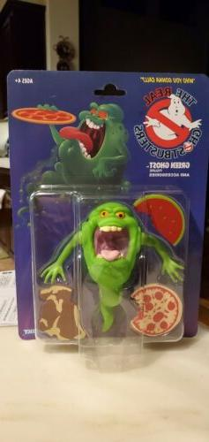 Real Ghostbusters Slimer Green Ghost Retro Figure Exclusive