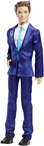 Barbie in Rock N Royals Ken Doll