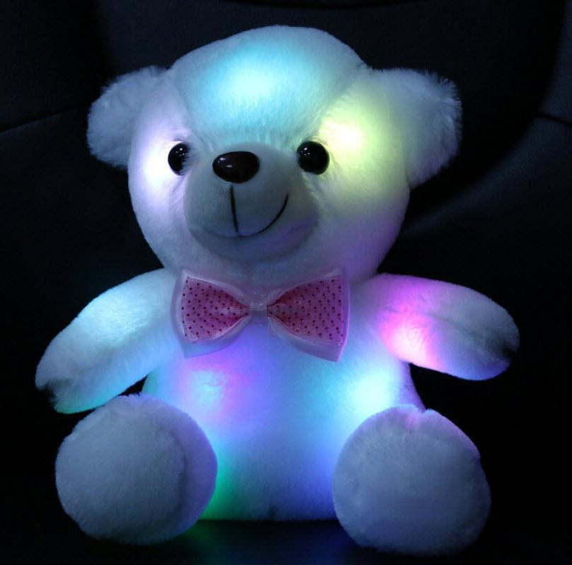 Night Lights For Kids Room Baby Children Bedroom LED Stuffed