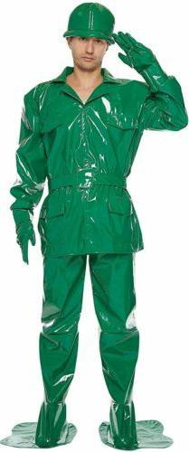 Rubie's Disney Toy Story Green Army Costume Men's 165cm-175c