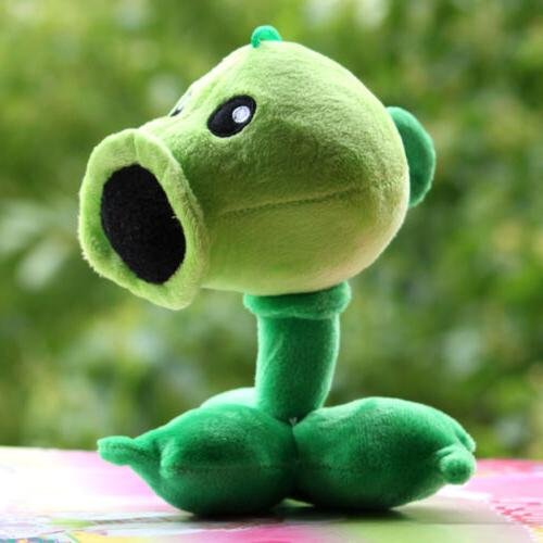 Plants Zombies Plush Toy 16cm Tall Soft Doll