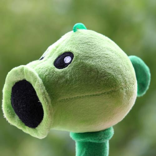 Plants Zombies Plush Toy Shooter 16cm Tall Doll Baby
