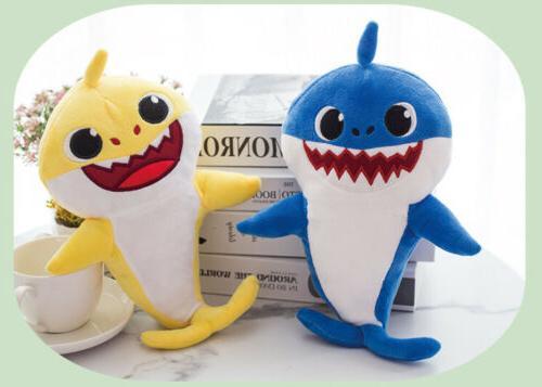 Shark Toys Singing Cute LED Baby/Kid