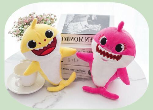 Shark Toys Plush Singing Cute Baby/Kid