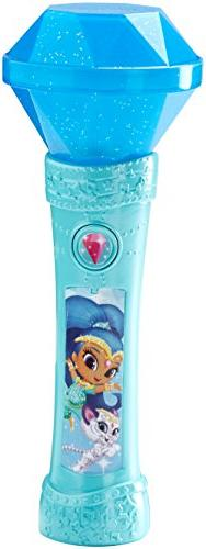 Fisher-Price Shimmer and Shine, Shine Genie Gem Microphone .